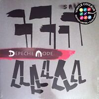 FRENCH 2x RED VINYLE ALBUM DEPECHE MODE SPIRIT RARE LIMITED EDITION SEALED NEUF