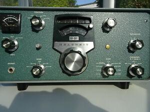 "Heathkit SB-301 - Vintage ""Ham"" Bands Receiver - not working, for spares/repair"