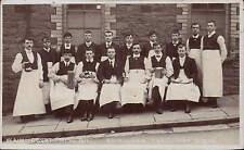 Tonypandy photo. Wain Court Mission. Bachelors' Tea by Harrison Evans, Tonypandy