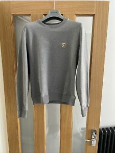 Genuine Authentic Men's Grey Moschino Jumper Size Small Cost £220