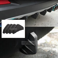 Bumper Diffuser Molding Point Garnish Lip Under Splitter Black for JEEP Car