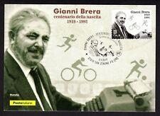 Italy 2019: Gianni Brera-Postcard Official Poste Italiane