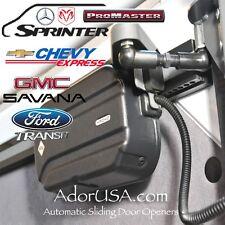 Automatic Door Opener Mercedes Benz Sprinter Dodge RAM Promaster Ford Transit