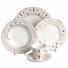 New Sasaki Absinthe Porcelain Dinner Plate (photo for Pattern ID)