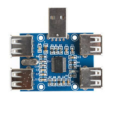 5V USB HUB USB2.0 Hub Concentrator 4-Female USB Expansion Board Module