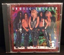"EROTIC SUICIDE ""Abusement Park"" CD (1994)"