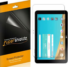 3X SuperShieldz HD Clear Screen Protector Shield Saver For LG G Pad X 10.1