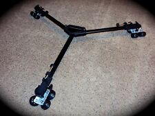 Portable camera video cinematography film slider dolly tripod track crane boom