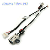 NEW Dell XPS KOMTJ 9333 13-9333 DC Power Jack with Cable harness DDD13CAD000
