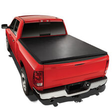 Lund 950192 Genesis Tri-Fold Tonneau Bed Cover 2014-17 Chevy Silverado GMC 5.5