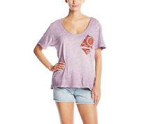 Free People Tricky Pocket Tee - Rose Leaf Combo - XS - NWT - (retail $68)