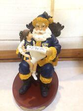 George Washington University  Wish List Santa Figurine New The Memory Co.