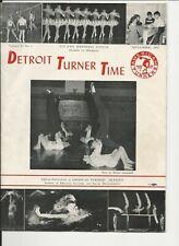 Detroit Turner Time Magazine   Sept  1955