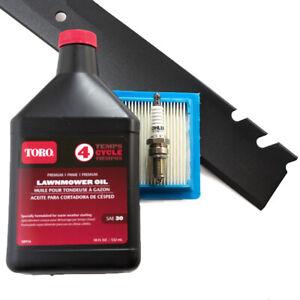 Toro Recycler with Kohler Engine Tune-Up Kit (Kohler Air Filter 14 083 22-S)
