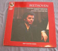 "Vinilo LP 12"" 33 rpm DANIEL BARENBOIM - BEETHOVEN"