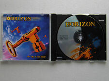 HORIZON The sky's the limit GERMANY CD MASSACRE Records (2002)  EX