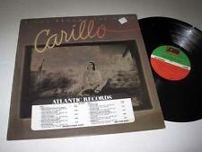 CARILLO Rings Around The Moon ATLANTIC Stereo VG++ Promo