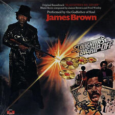 JAMES BROWN Slaughter's Big Rip Off POLYDOR RECORDS Sealed Vinyl Record LP
