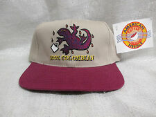 100% Colombian American Needle Snapback American Coffee Collection Cap Hat Rare