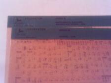 John Deere Parts Catalog 690B Excavator Microfiche Fiche