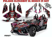AMR RACING DEKOR GRAPHIC KIT POLARIS SLINGSHOT SL FRENZY B