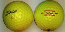 12 Titleist Tru-Feel newest 2020 Version in Optic Yellow Grade Aaaaa used