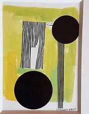Art-du-XXeme-contemporain-peinture-Mixte-collage