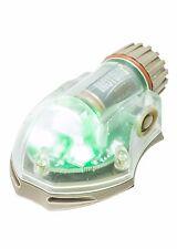 Tactical IR + Visible LED Strobe Emergency Helmet Mounted IFF Marker Light
