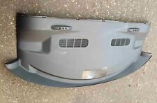 Volkswagen Beetle Convertible 1999-2006 Rear Plastic Cover Plate Tray 1Y0863413D