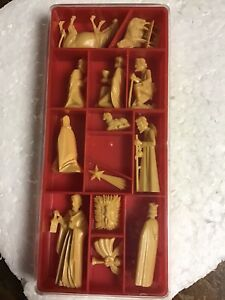 Craft Beige Nativity Set