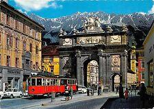 BG33293 tramway tram car voiture innsbruck austria car voiture
