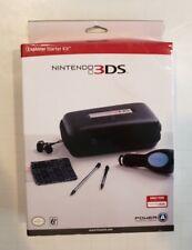 NINTENDO 3DS Explorer Starter Kit Everything you need for Nintendo 3DS