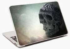 SKULL bones laptop skin sticker protective cover notebook different styles a9