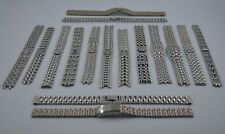 New Stainless Steel Metal Watch Bands 16 Pcs High Quality