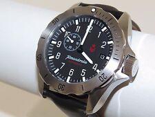 Russian military watch VOSTOK. Komandirskie. Men's Fashion. 390638 К-39