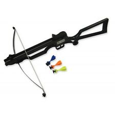 PLASTIC TOY CROSSBOW XBOW for Kids Childs Archery Bow with darts