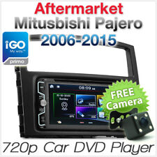 Car GPS DVD Player For Mitsubishi Pajero CD Radio Stereo Head Unit MP3 Navi AT