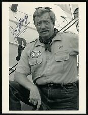 JOE W. KITTINGER SIGNED PHOTOGRAPH WITH SIGNED ENCLOSURE BT2821