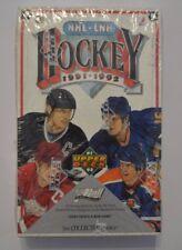 Upper Deck NHL LNH Eishockey 1991/1992/Display mit 36 Packungen a 12 Karten OVP