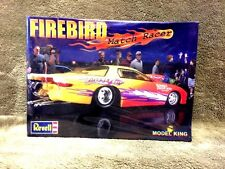 Revell Firebird Match Racer Pro Stock Drag KING 1/25 SEALED