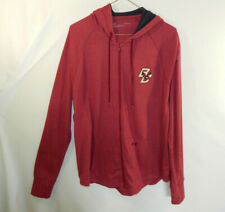 Boston College Eagles NCAA Hooded Sweatshirt Hoodie Under Armour Size LARGE L