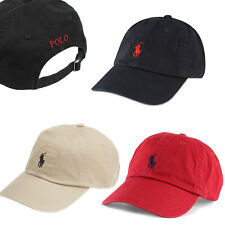 Classic R.L Polo Baseball Cap Small Embroidery Pony Rider Horse Adjustable Hat