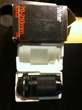 Vivitar 70-210 mm F/4.5.-5.6 AF Lens For Minolta M/MD