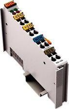 Wago 750-454 2 canaux analogique entrée Borne 2ai 4-20 mA DIFF.