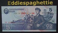 Korea 5 Won 2007 95TH Birthday UNC P-50