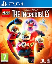 Lego The Incredibles PS4 Inc Mini Figurine