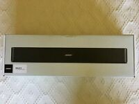 Bose Solo 5 TV Sound System With Remote and Bluetooth Black