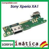 PLACA DE CARGA PARA SONY XPERIA XA1 USB MICROFONO VIBRADOR CONECTOR ANTENA G3121