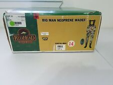 RedHead Big Man Neoprene Hunting/Fishing Wader Realtree Max 4 600g NEW IN BOX