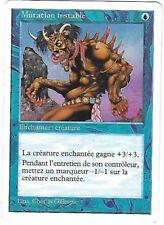 Carte Magic the Gathering: Mutation instable (éd: 5ème )